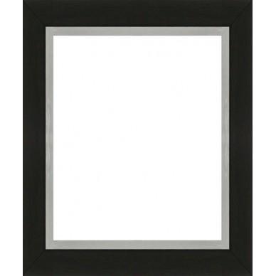 cadre noir pour toile encadrement noir pour peinture. Black Bedroom Furniture Sets. Home Design Ideas