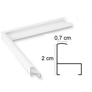 Cadre Aluminium Blanc