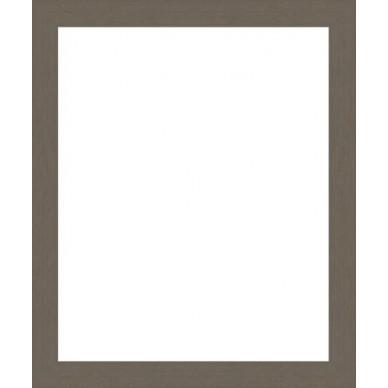 encadrement bois plat gris souris avec verre et dos prix discount sur cadre. Black Bedroom Furniture Sets. Home Design Ideas