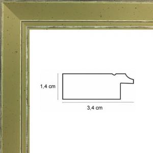 cadre vert olive bords us s cadre complet avec plexiglas et dos sur cadre. Black Bedroom Furniture Sets. Home Design Ideas