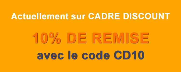 10% de remise avec le code CD10